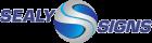 Sealy Signs Signage Company Logo
