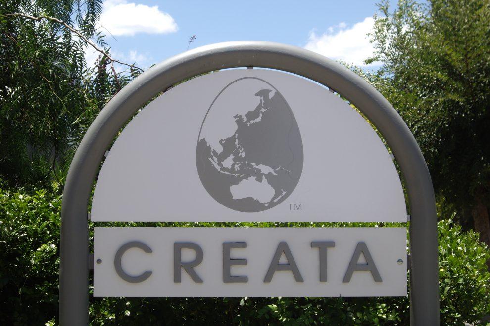 Creata Directory Sign