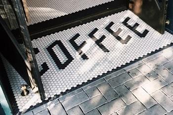 Coffee Door Mat