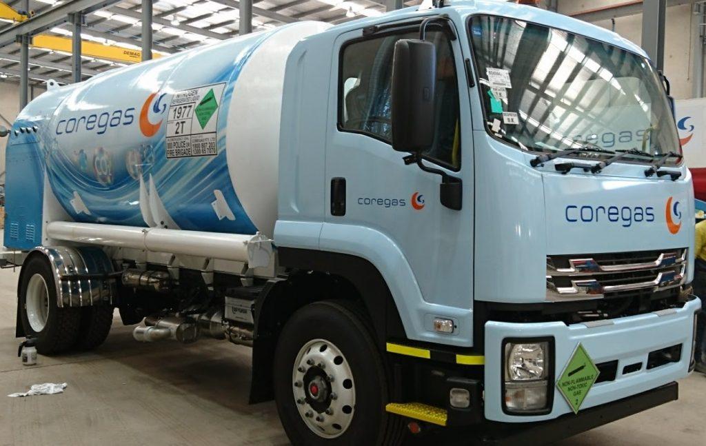 Full Vinyl Wrap for Truck - Fleet Vehicles
