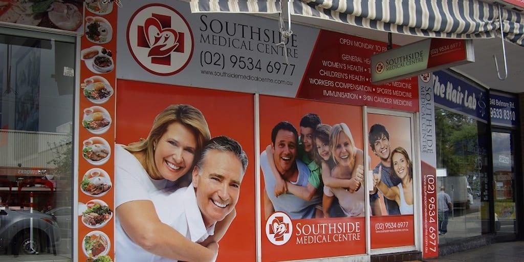 Shopfront Signage Sydney